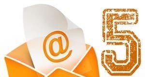 Email Marketing em 5 Passos