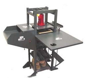Máquinas de fazer chinelos