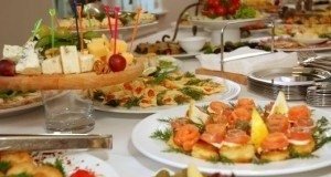 Como montar um buffet de festas
