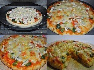 Franquia de Pizzas Pré-Assadas