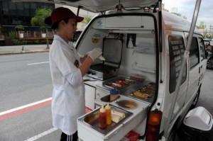 Como montar um comércio ambulante