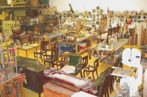 Como montar uma loja de restauração de móveis