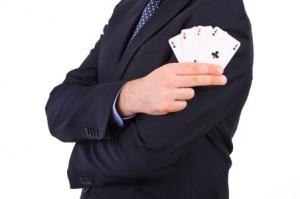 Lições do poker para os negócios