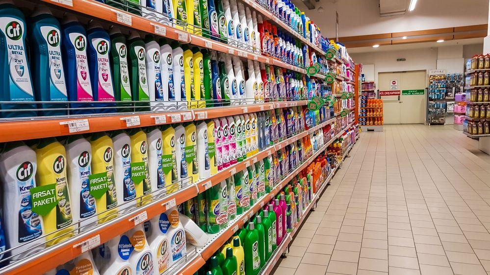 Loja de Materiais de Limpeza – Negócio Rentável
