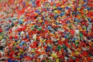 Usina de Reciclagem de Plástico