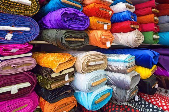 Como Abrir Uma Loja de Tecidos