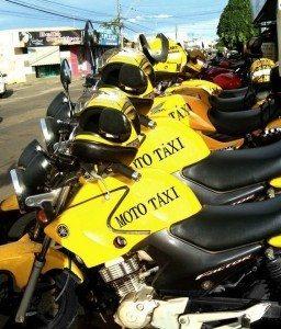 Serviços de Moto Táxi