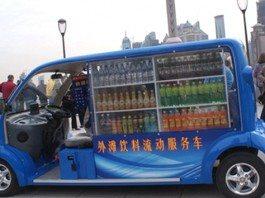Carrinho de Bebidas: Criatividade Aumenta a Lucratividade