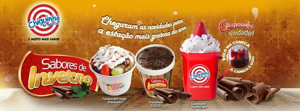 produtos chiquinho sorvetes