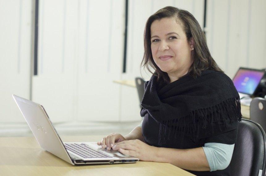Ana Fontes: empreendedorismo é com ela