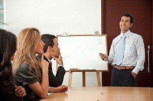 As apresentações corporativas e seus números
