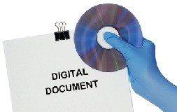 Documentos eletrônicos precisam ser guardados corretamente