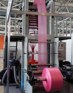 Máquina de Fabricar Sacolas