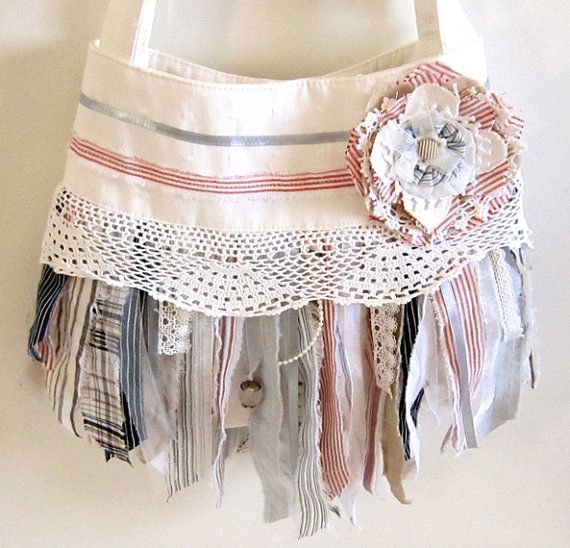 Bolsa De Tecido Hippie : Como fazer bolsas de tecido modelos lindos