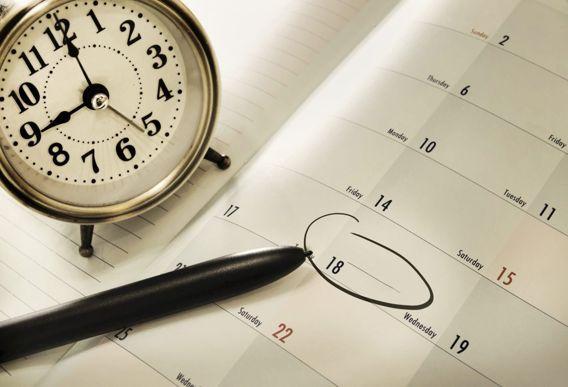 Passos de Como Fazer Um Cronograma