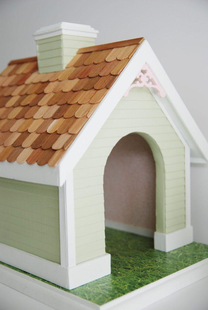 como pintar a casinha de cachorro