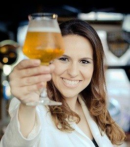 Ketlyn Zim: cervejas gourmet movimentam o mercado