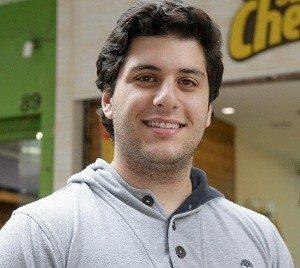 Roberto Minelli: juventude e foco para ter sucesso