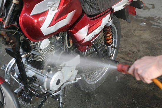 Como Montar Um Lava Rápido de Motos