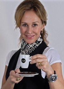 Liana Baggio: paixão de dedicação pelo café