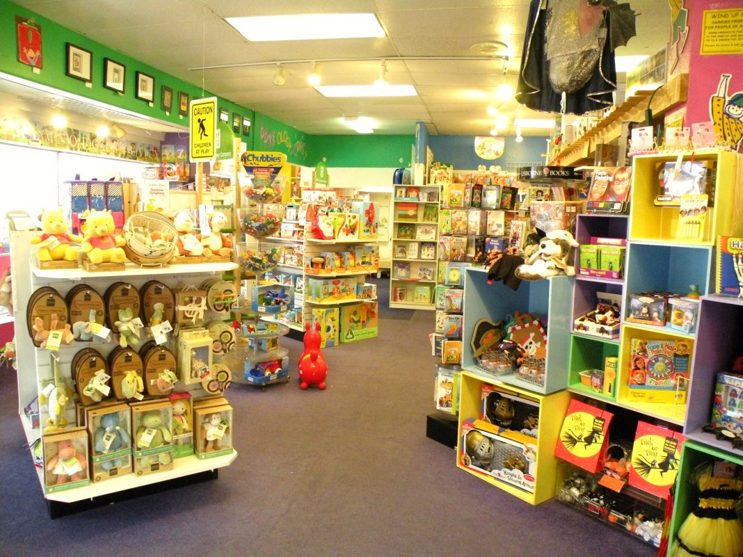 venda de brinquedos