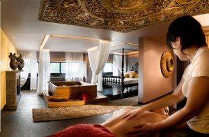A franquia Budha Spa oferece tratamentos relaxantes, possui mais de 20 unidades no Brasil e um faturamento médio por unidade de 45 mil reais