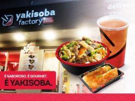 Franquia Yakisoba Factory