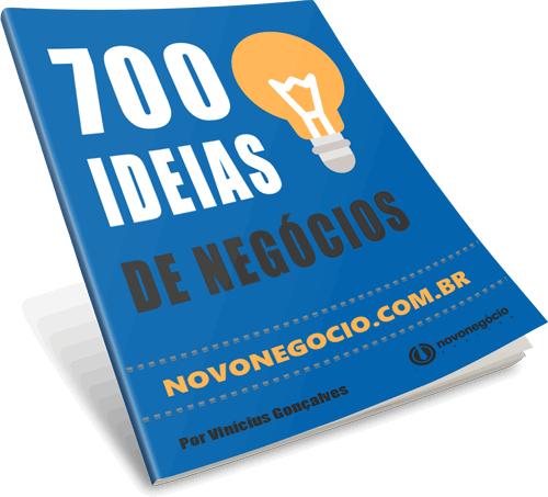E-book 700 Ideias de Negócios