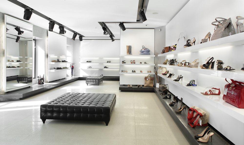 Sapatos importados